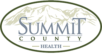 Summit County Health Department Sticky Logo