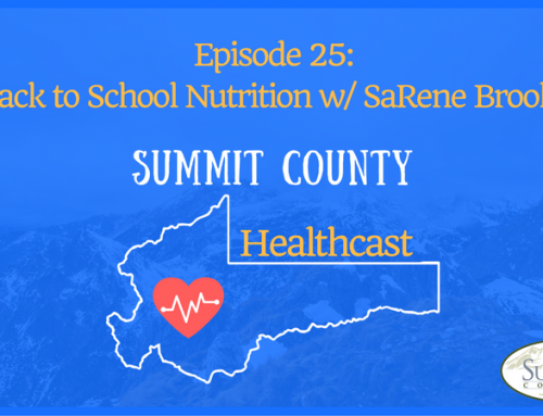 SCHC025: Back to School Nutrition with SaRene Brooks