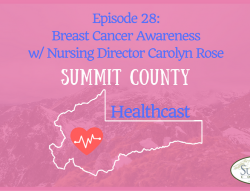 SCHC029: Breast Cancer Awareness w/Nursing Director Carolyn Rose