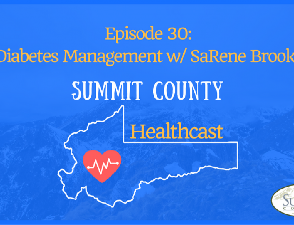 SCHC030: Diabetes management w/ SaRene Brooks