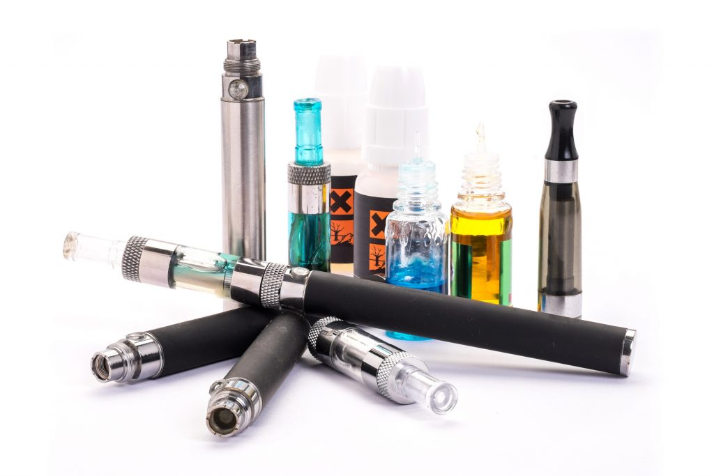 Parent's Guide to Vaping - How to recognize the signs