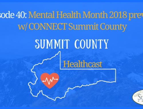 SCHC040: Summit County Mental Health Month 2018