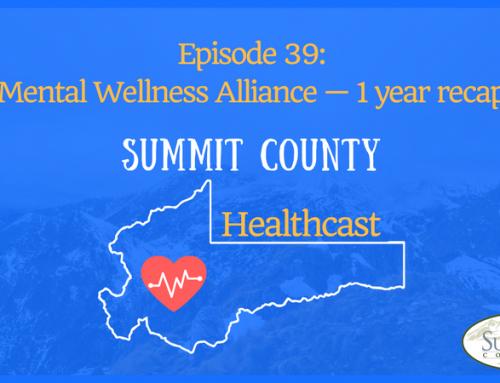 SCHC039: Summit County Mental Wellness Alliance 1 year recap w/ Ollie Wilder & Aaron Newman