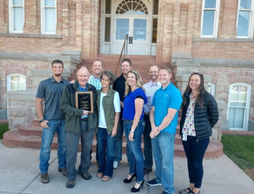 Summit County Health Department's Deputy Director awarded for outstanding achievement