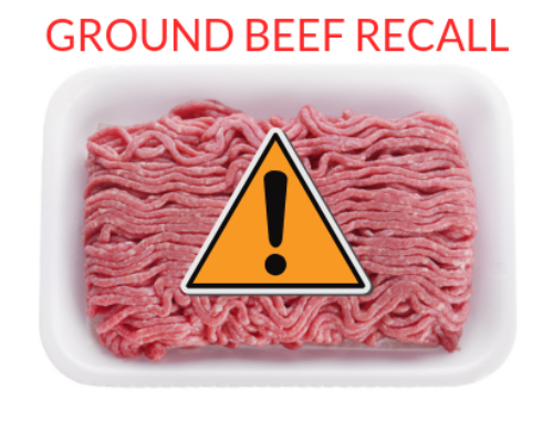 10/5/18: Ground Beef From An Arizona Company Being Recalled Due to Possible Salmonella Contamination