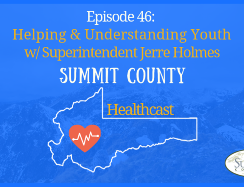 SCHC046- Helping & Understanding Youth w/North Summit Superintendent Jerre Holmes