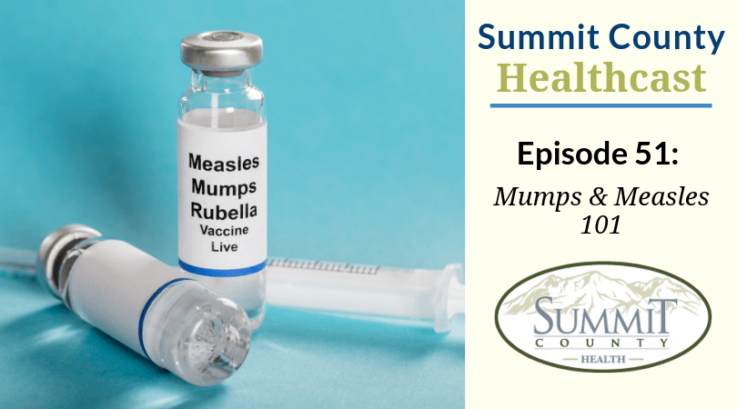SCHC051: Mumps and Measles 101